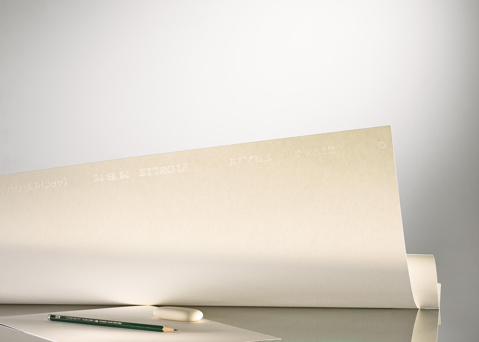 ARCHES® Lavis Fidelis - face pour le dessin